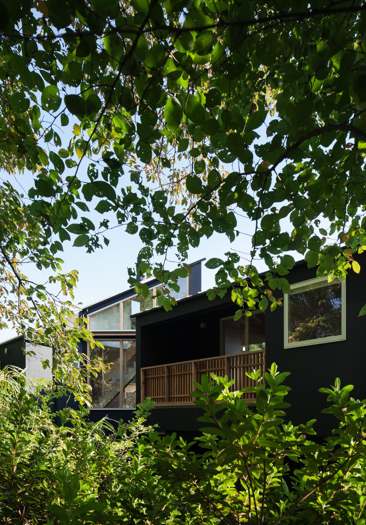 設計:GP Associates プロデュース・施工:IFA住宅設計室