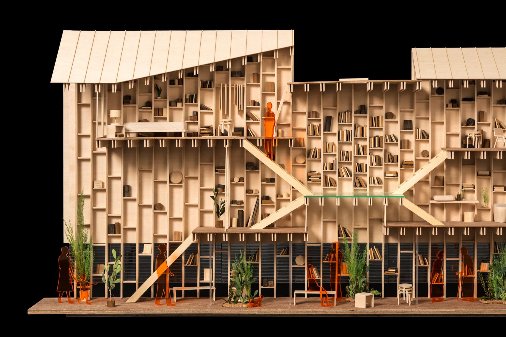 設計:榊原節子建築研究所