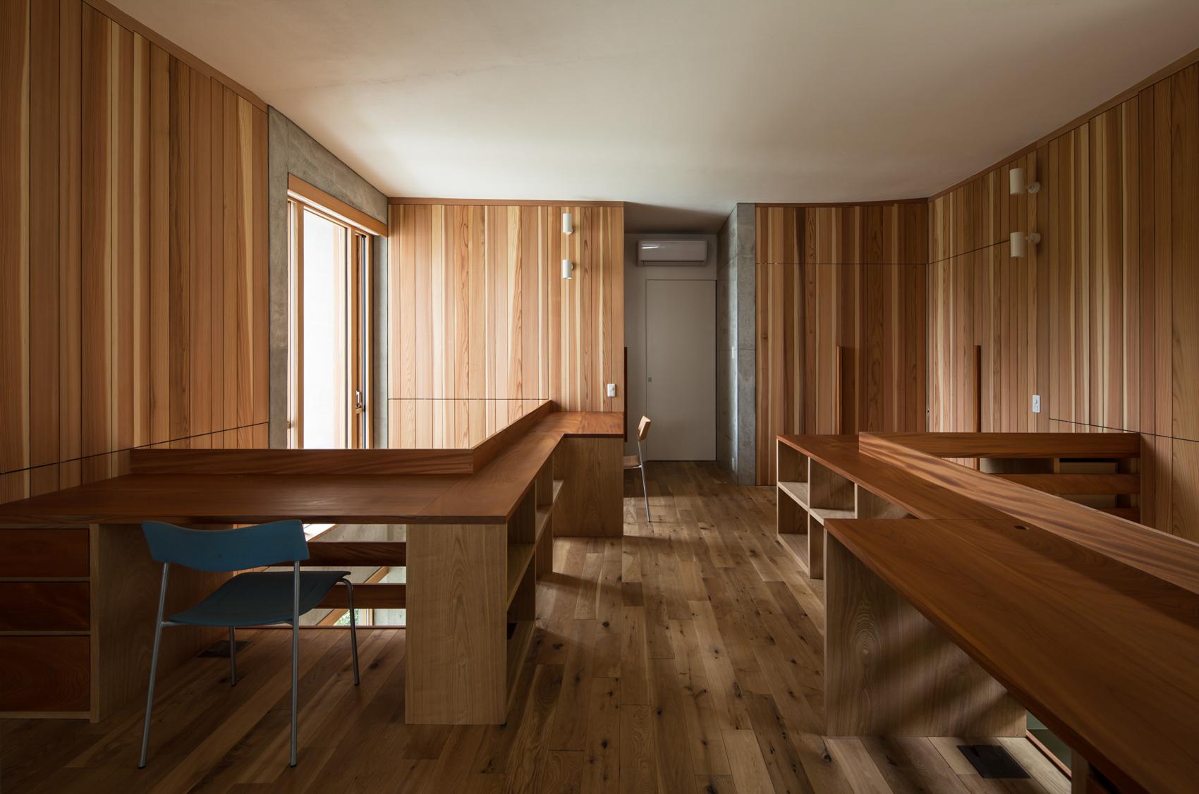 設計:石井良平建築研究所