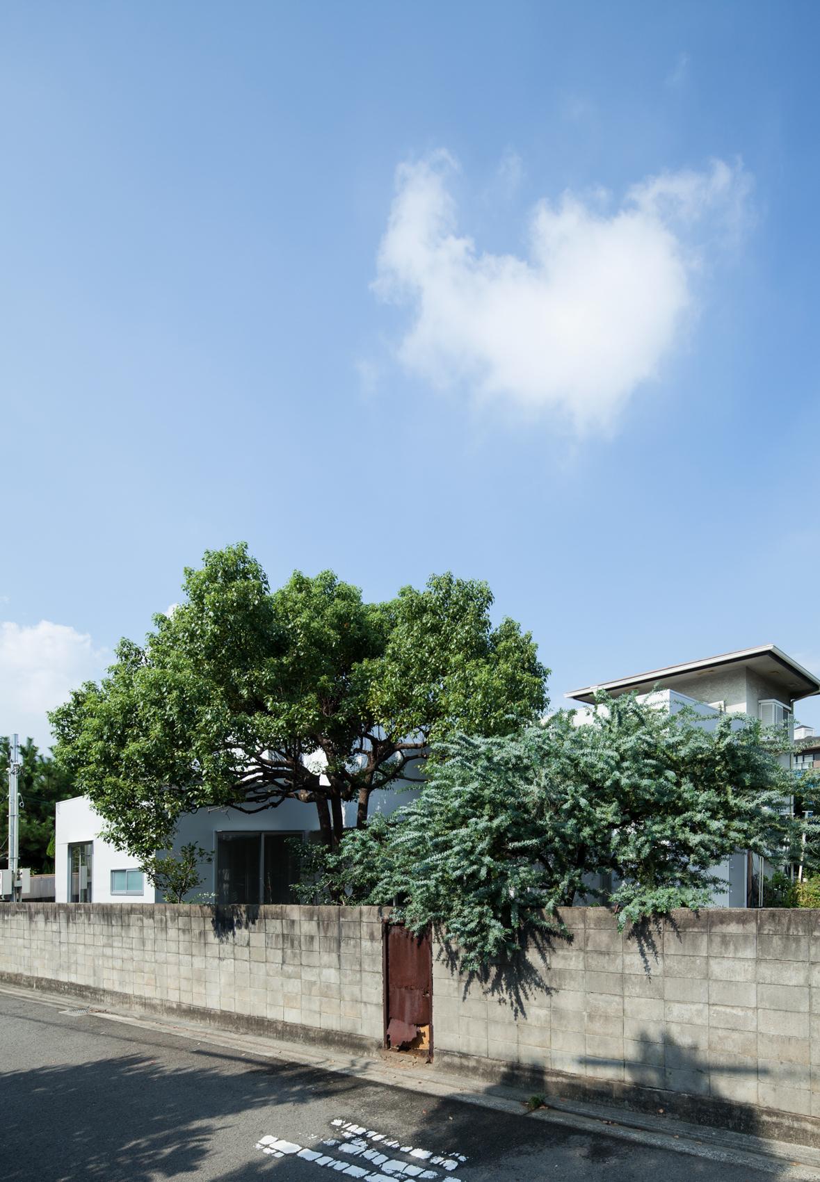 設計:市井洋右建築研究所