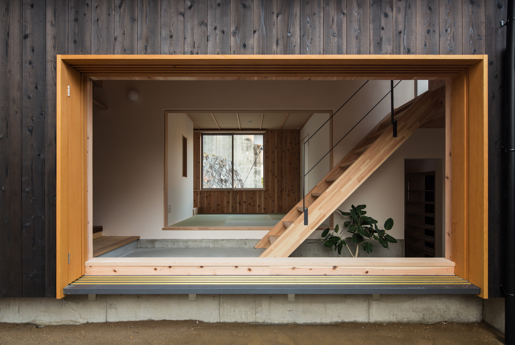 設計:究建築研究室 プロデュース、施工:IFA住宅設計室