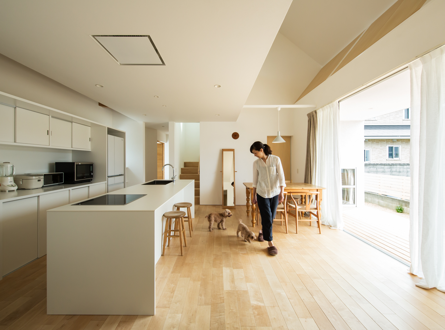 堀部直子 / Horibe Associates architect's